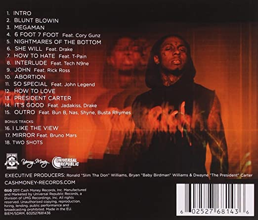 tha carter iv download free album revizionpackage
