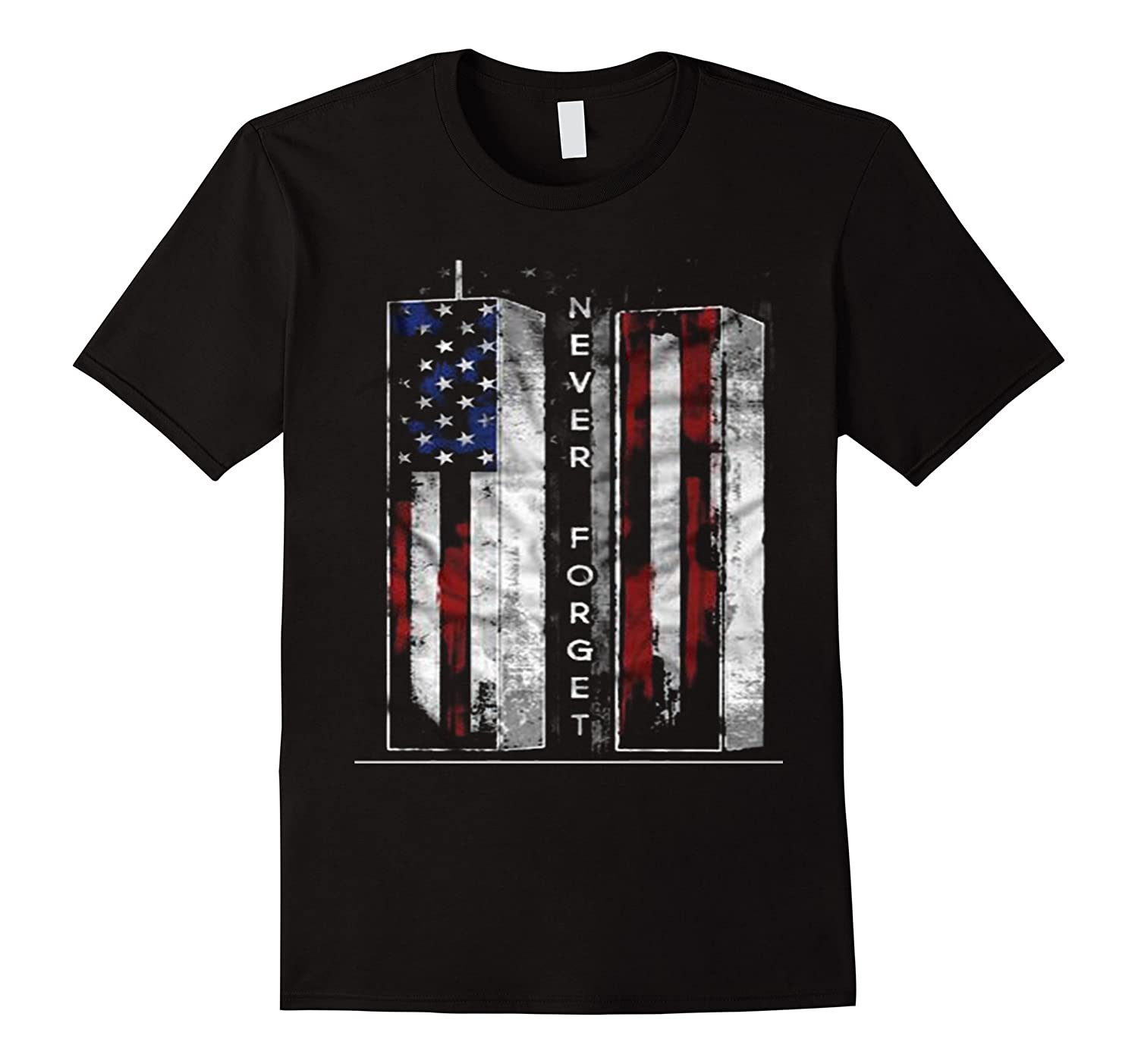 September 11th - NEVER FORGET shirt-CL