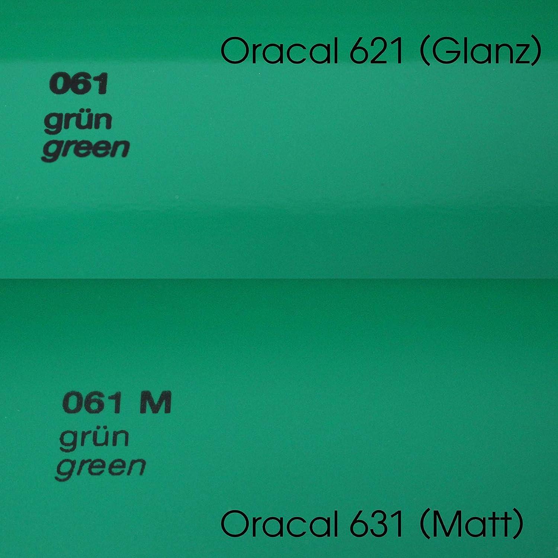 000 Transparent Matt, 31cm Finest Folia 4,99 /€//m/² ORACAL 631 500cm Matt Plotterfolie 5 Meter M/öbelfolie Klebe Folie