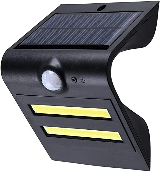 YOUKOYI Lamparas Solares LED Con Detector de Movimiento Luces ...