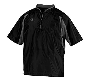 Amazon.com : Rawlings Men's Cage Jacket : Baseball And Softball ...