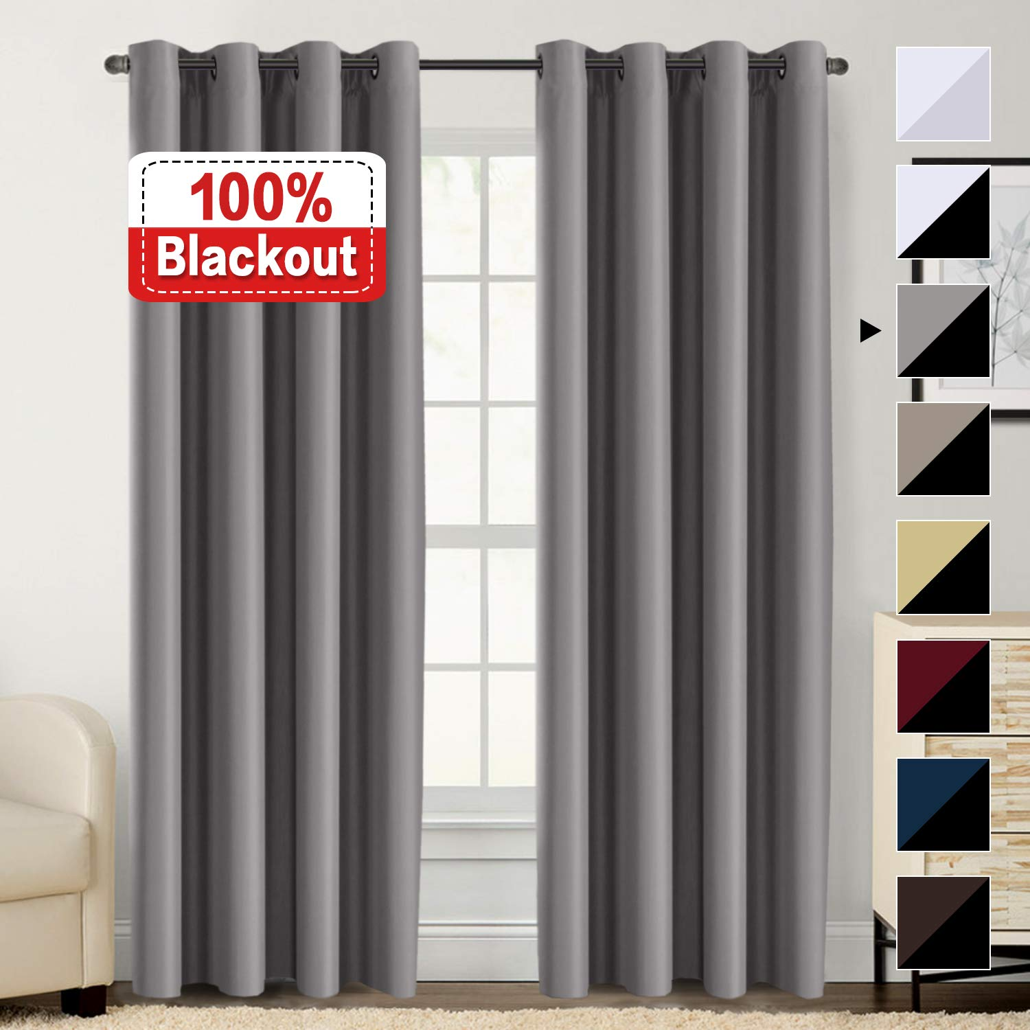 Top 8 Best Curtains For Noise Reduction - Buyer's Guide 8