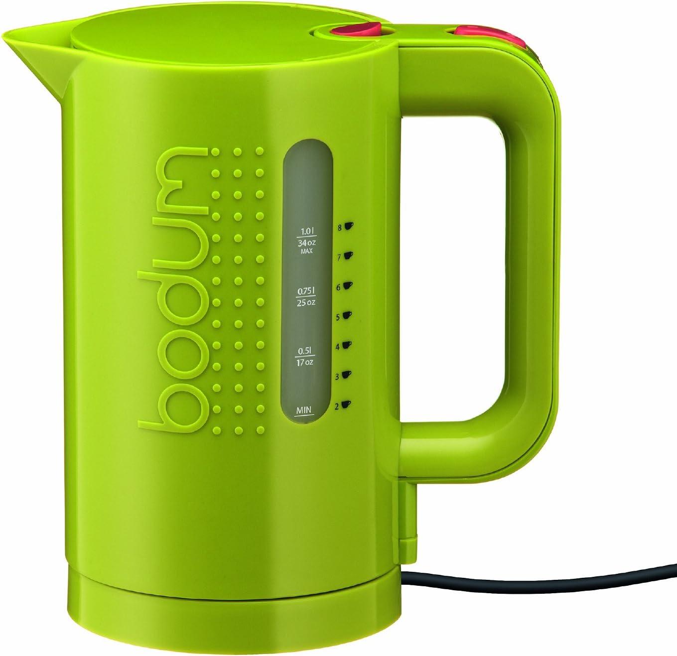 Bodum Bistro Electric Water Kettle, 1.0