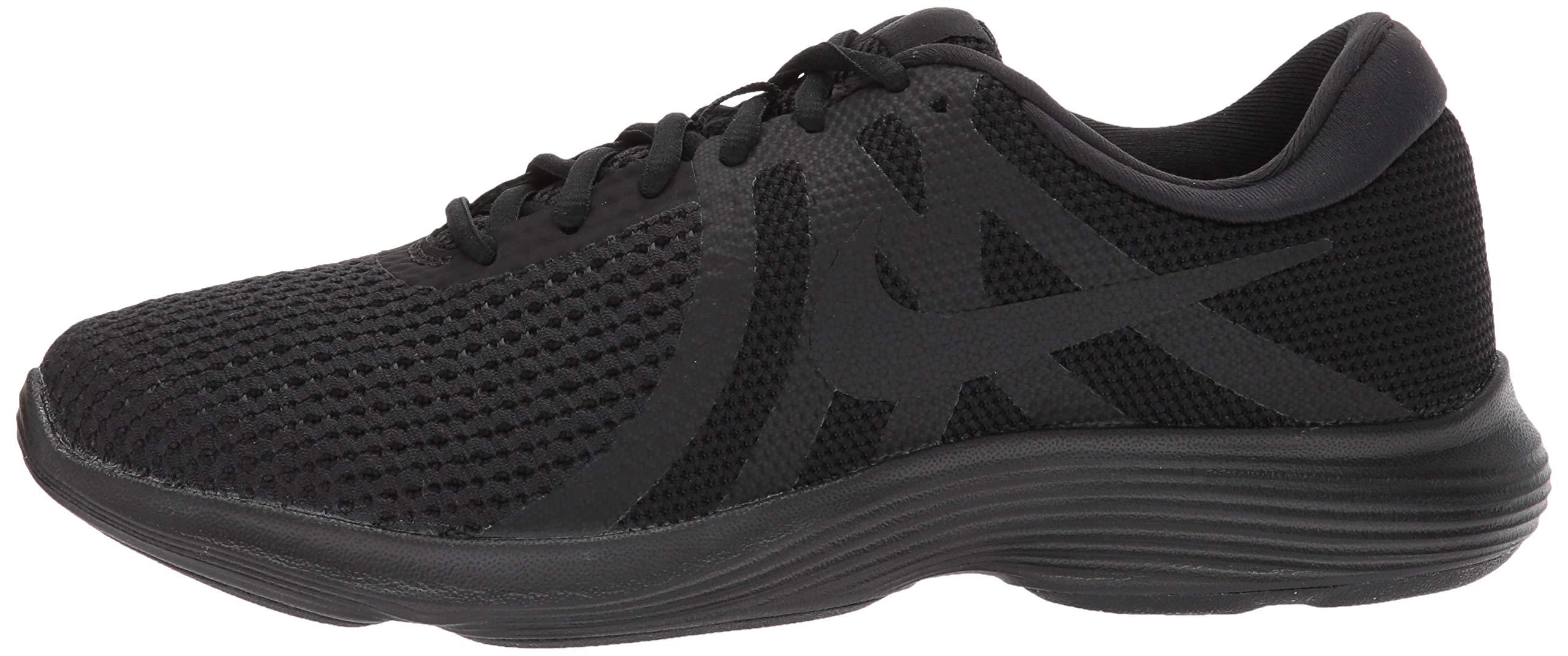 Nike Men's Revolution 4 Running Shoe, Black/White-Anthracite, 7 Regular US by Nike (Image #5)