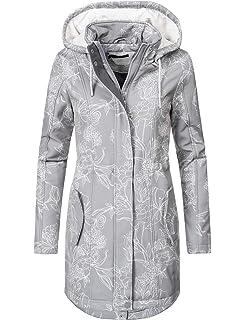 Designermode New York angenehmes Gefühl Sublevel Damen Mantel D6836a43341a: Amazon.de: Bekleidung