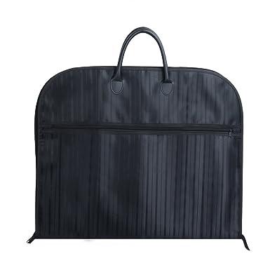 221050c755 Amazon | [Pomelo Best] ガーメントバッグ (ブラック) | ガーメントバッグ