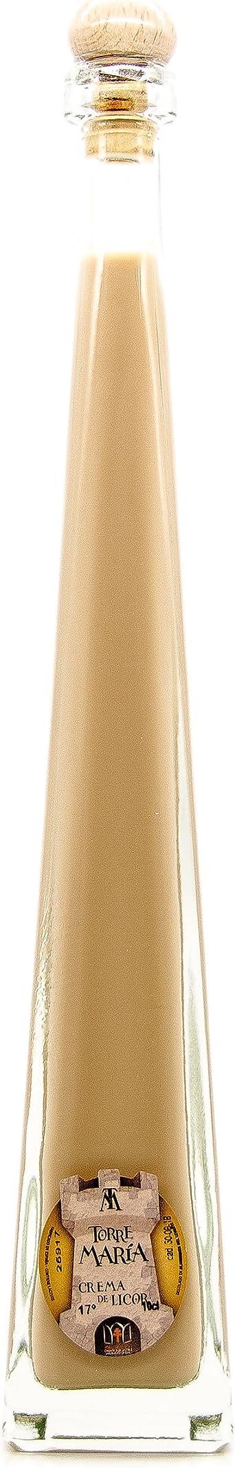 Botellita Miniatura de Crema de Licor Torre María | botella ...
