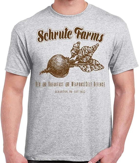 Schrute Farms Bed And Breakfast Cool Men Women Vest Tank Top Unisex T Shirt 2473