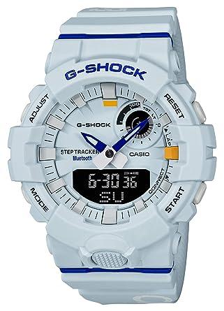 47ea1c7b5f Amazon | [カシオ]CASIO 腕時計 G-SHOCK ジーショック G-SQUAD GBA-800DG ...