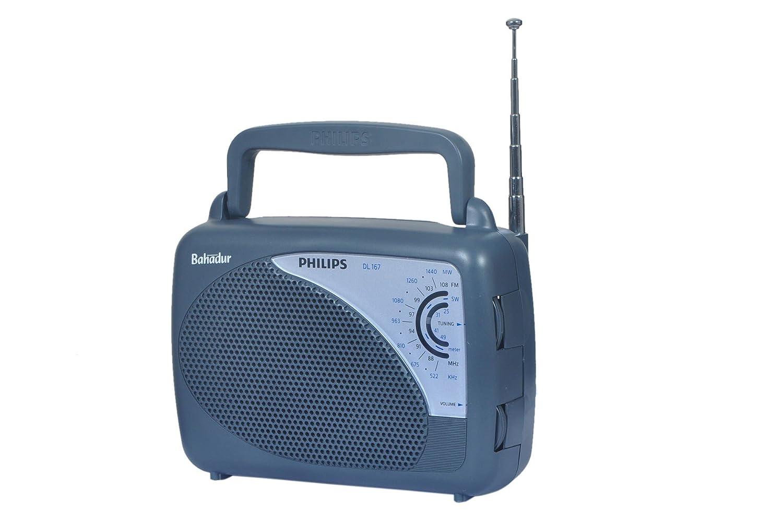 Philips DL167/40 FM Radio: Amazon.in: Electronics