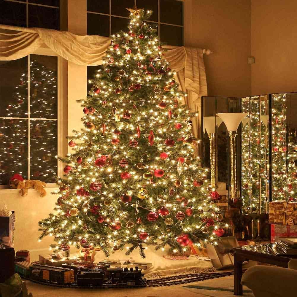 Dekorasi Pohon Natal dapat Mencerminkan Kepribadian Anda
