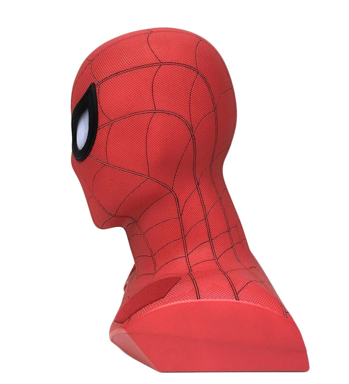 Marvel 761623/Lautsprecher Bluetooth Spiderman mit Projektor rot//schwarz//Gold