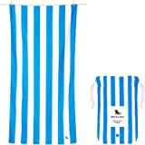 Quick Drying Beach Towels for Travel - Absorbent Towel for Swimmers, Sand Free Towel - Large Beach Towels for Kids…