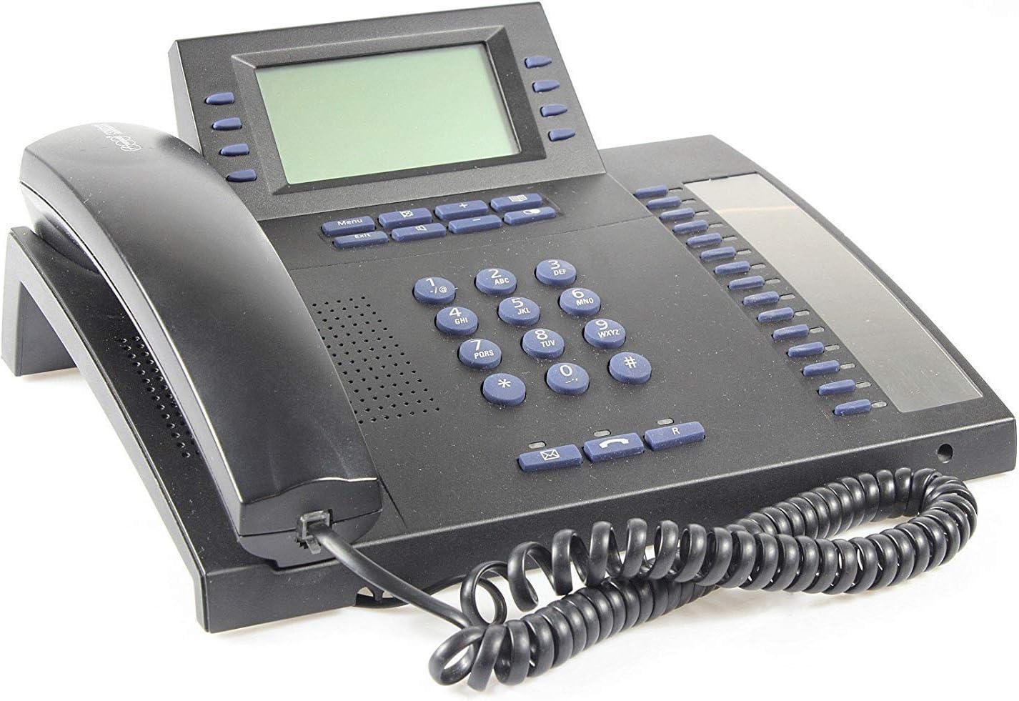 Auerswald COMfortel 2500 Systemtelefon 800 Rn Speicher schwarz