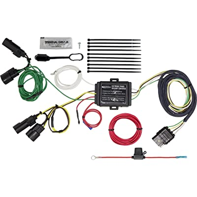 Hopkins Towing Solutions 40244 Plug-in Simple Vehicle Wiring Kit: Automotive