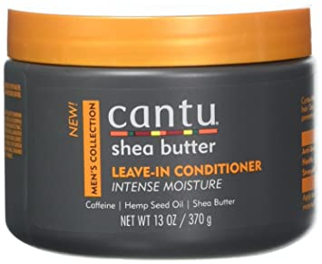 Cantu Shea Butter Men's Collection Leave In Conditioner, 13 Oz. by Cantu