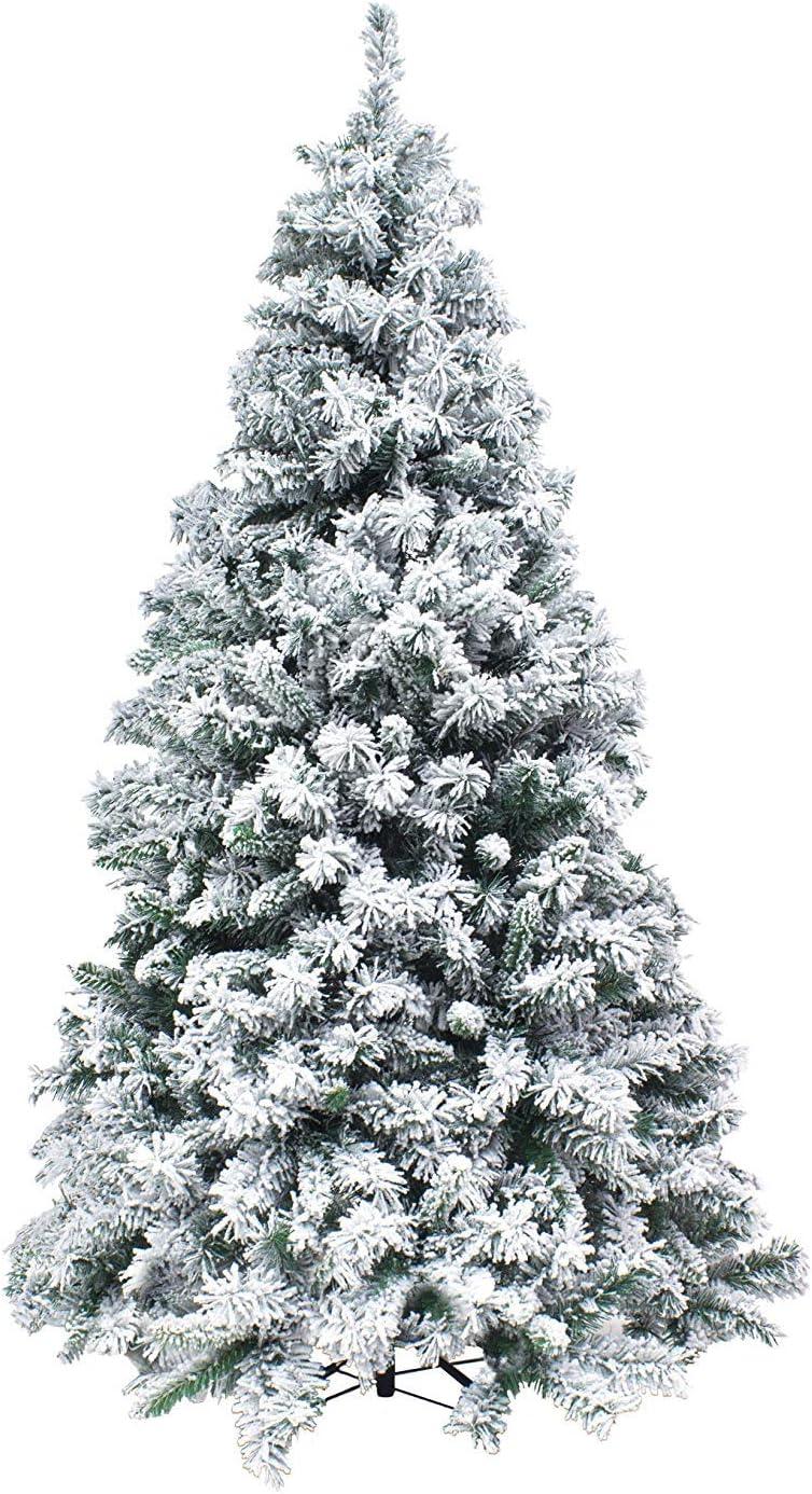 Innevato e Folto XONE Albero di Natale Kettinson Slim 150cm