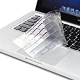 Yashi Laptop Keyboard Protector Cover High Transparent TPU for Apple Book Air 13.3""