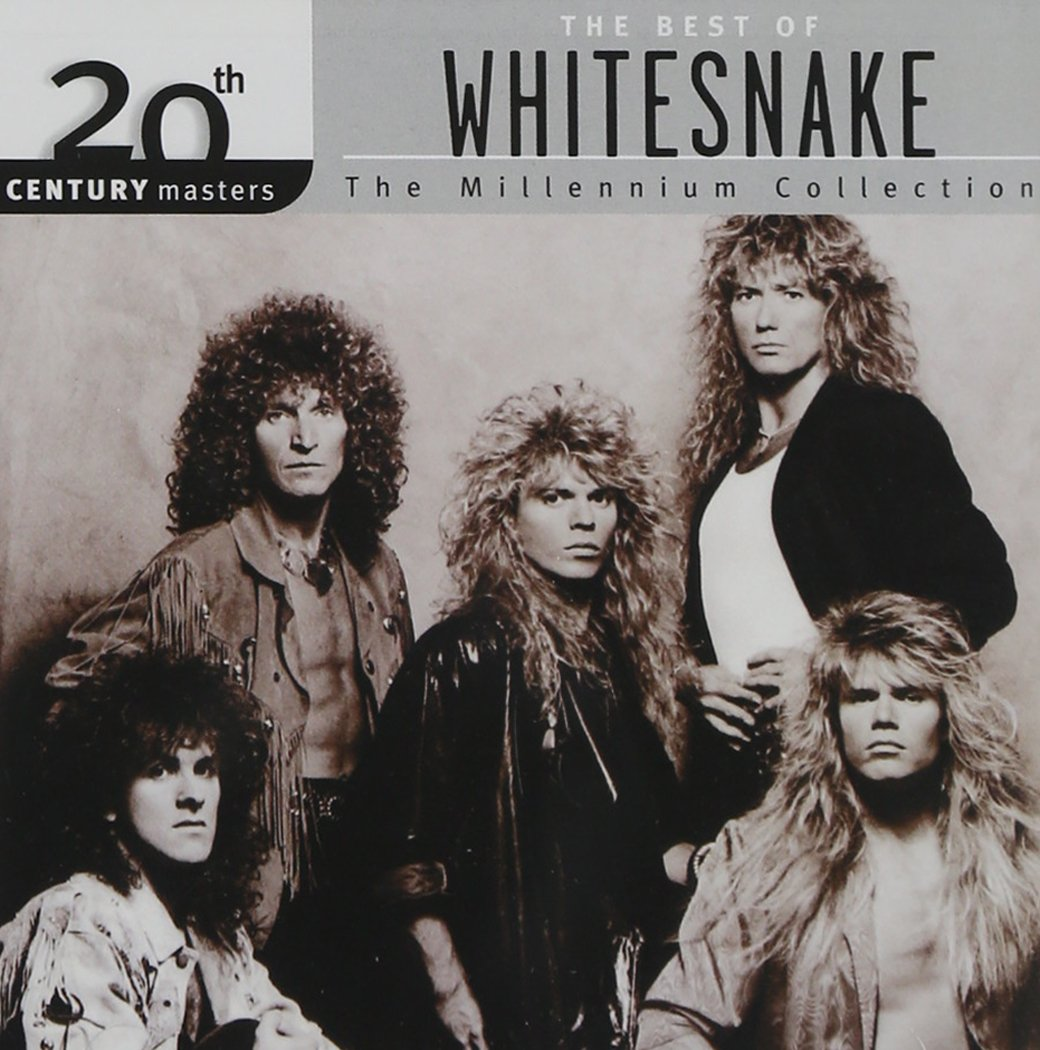 CD : Whitesnake - 20th Century Masters: Millennium Collection (Jewel Case Packaging)