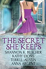 The Secret She Keeps: Four Paranormal Romance Stories Paperback
