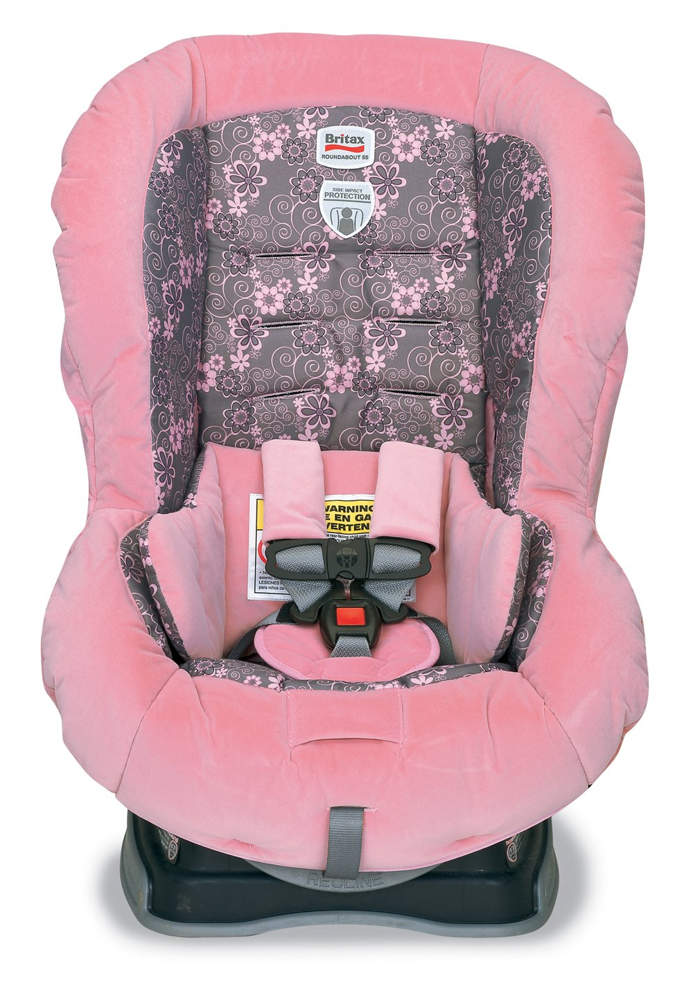 Amazon.com: Britax Roundabout 55 Convertible Car Seat, Isabella ...