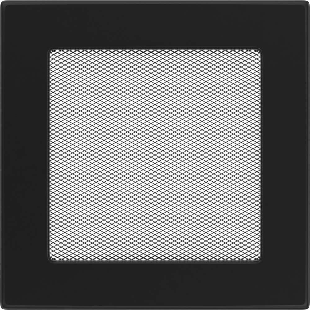 Kratki L/üftungsgitter Kamingitter 22cm x 37cm graphit