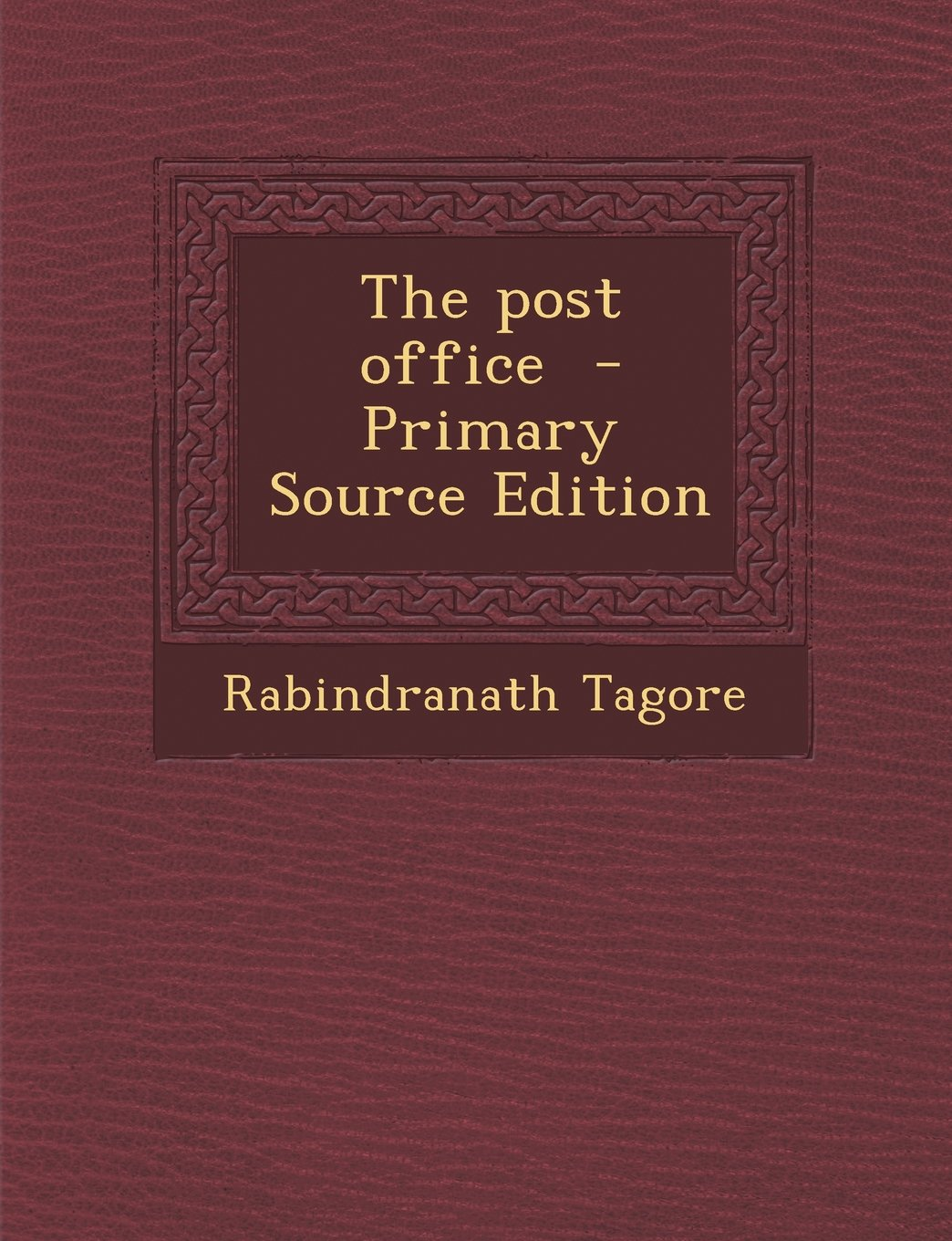 Download The Post Office - Primary Source Edition pdf epub