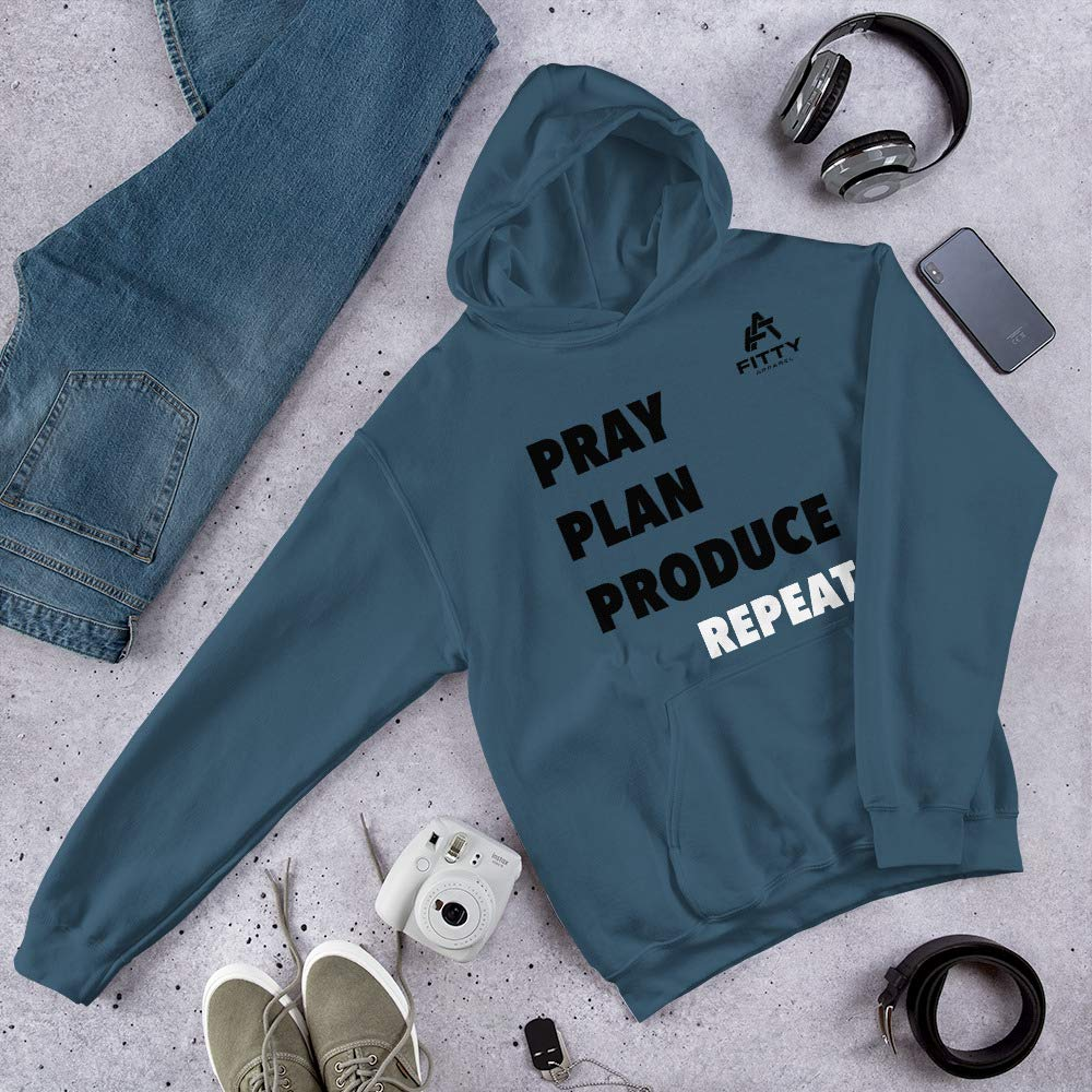 Fitty Apparel Pray Plan Produce Sweater