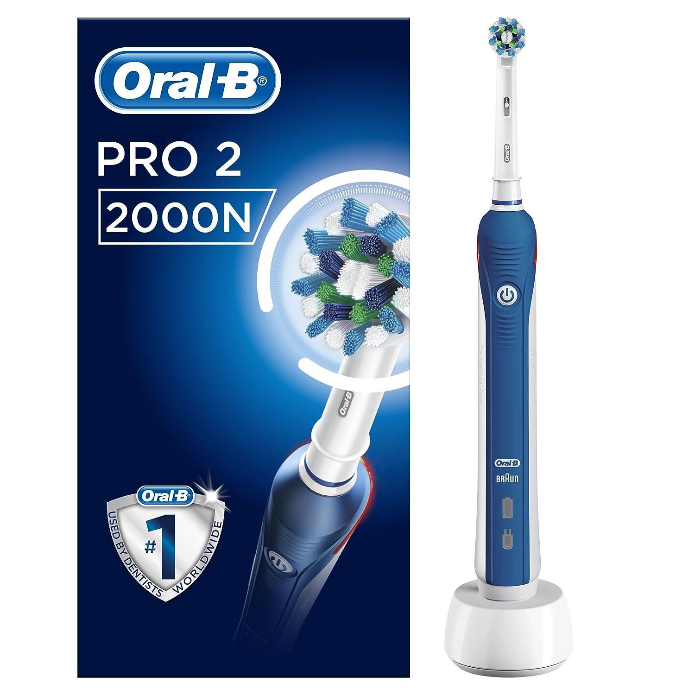 [amazon.de] Oral-B Pro 2 2000N četkica za 45,49€ umjesto 60€