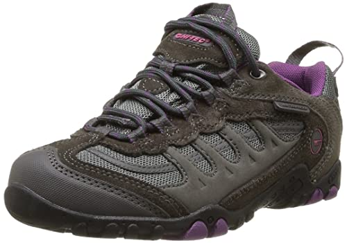 Hi-Tec Penrith Low Wp Wo'S O002869054 - Zapatos para mujer, color gris, talla 38