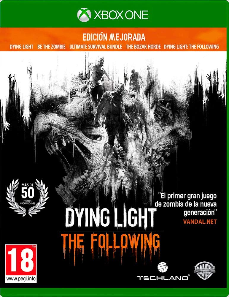 Dying Light: The Following - Enhanced Edition: Amazon.es: Videojuegos