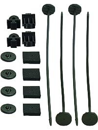 Derale 16744 Plastic Rod Mounting Kit