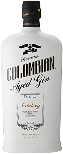 Dictador Colombian Aged Gin White (1 x 0.7 l)