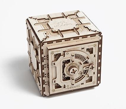 Amazoncom Steam Line Toys Ugears Mechanical Models 3 D Wooden