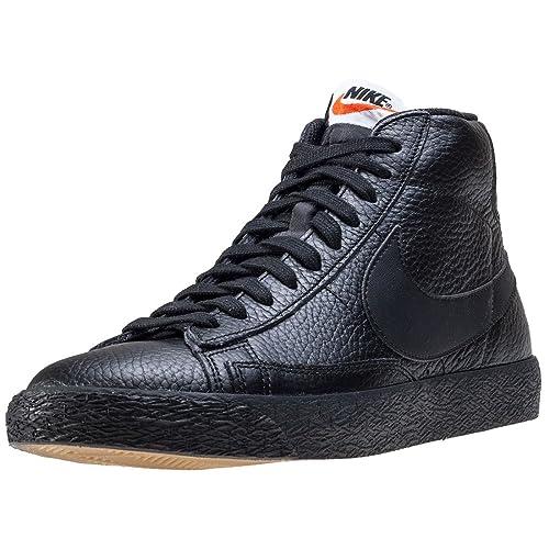 premium selection ca85e 2303b Nike Blazer Mid PRM Mens Basketball Shoe 429988 007 ...