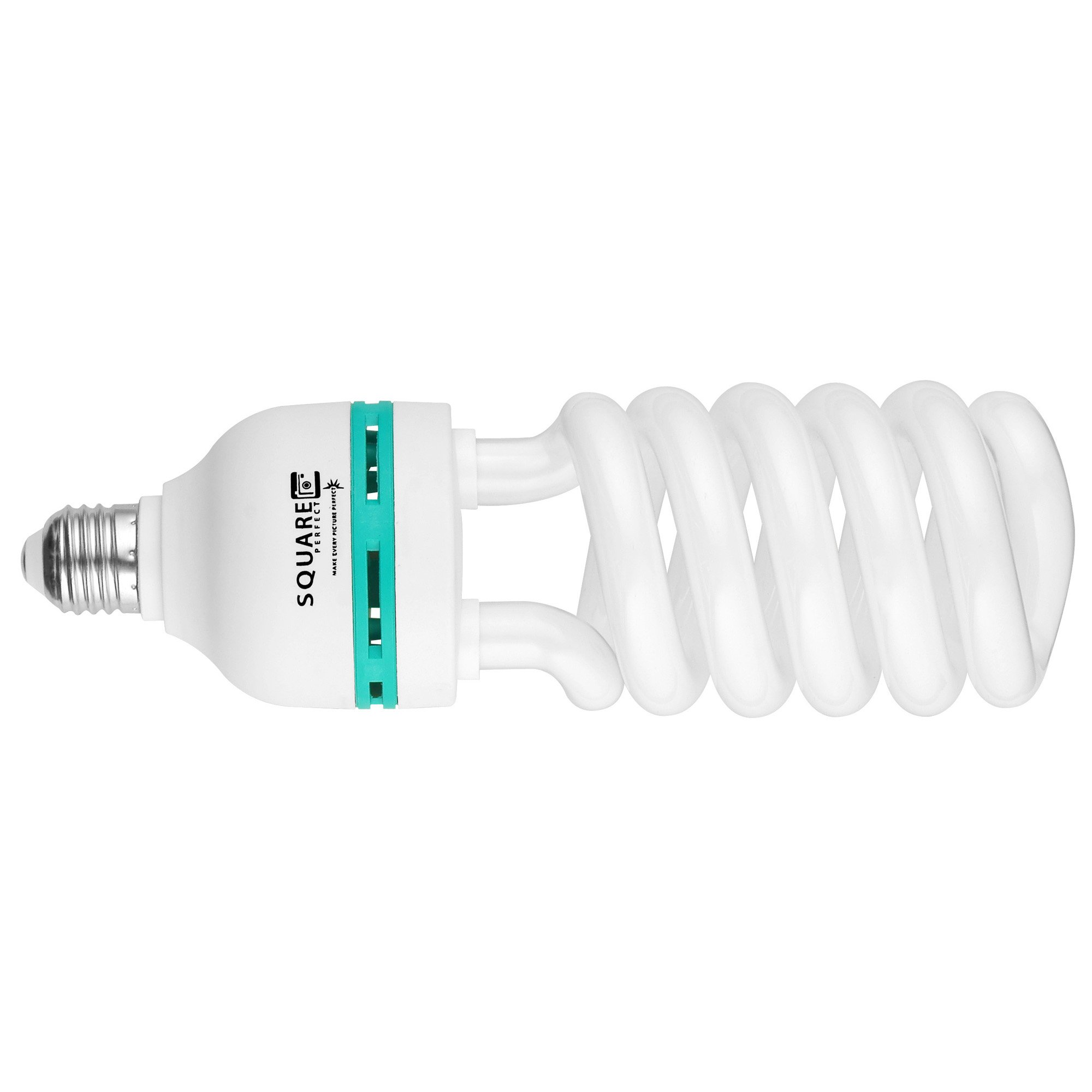 Square Perfect 3078 Professional Quality 65-Watt Compact Fluorescent Full Spectrum Photo Bulb