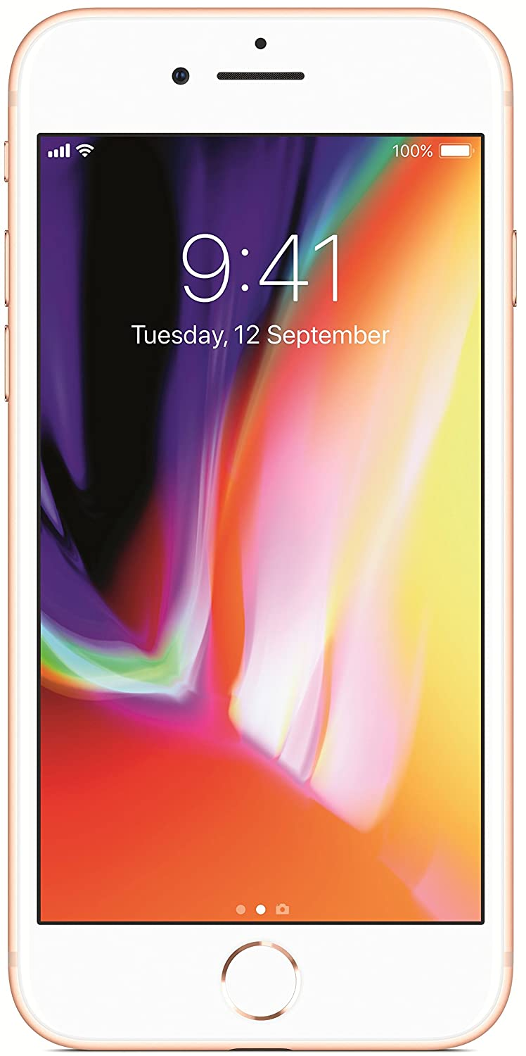 Apple iPhone 8 (64GB) - Gold