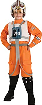 Rubie's Star Wars Child's Pilot Costume