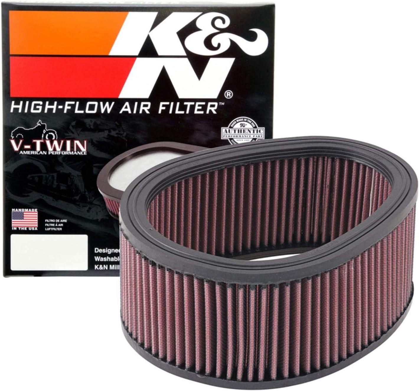 /2008 Original K /& N Filtro olio per Buell XB12S Lightning anno di costruzione 2004/