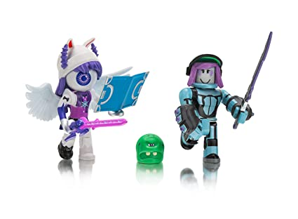 Roblox Celebrity Collection- Lunya and Andromeda Explorer (Two Figure Pack)