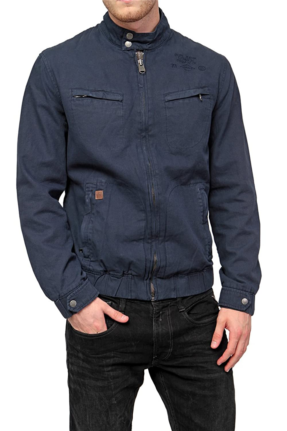 Pepe Jeans Blouson NICK, Color: Dark blue