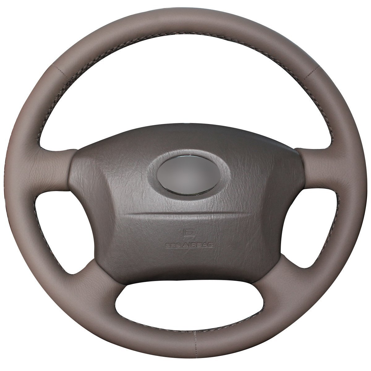 amazon com loncky leather steering wheel cover for 2005 2011 toyotaloncky leather steering wheel cover for 2005 2011 toyota tacoma 2003 2009 4runner 2004 2010 sienna 2003 2007 sequoia 2004 2007 highlander 2005 2006