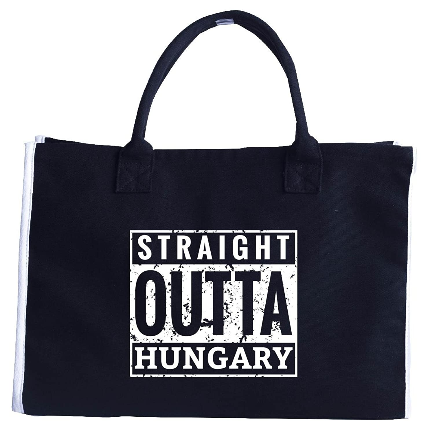 Straight Outta Hungary - Tote Bag