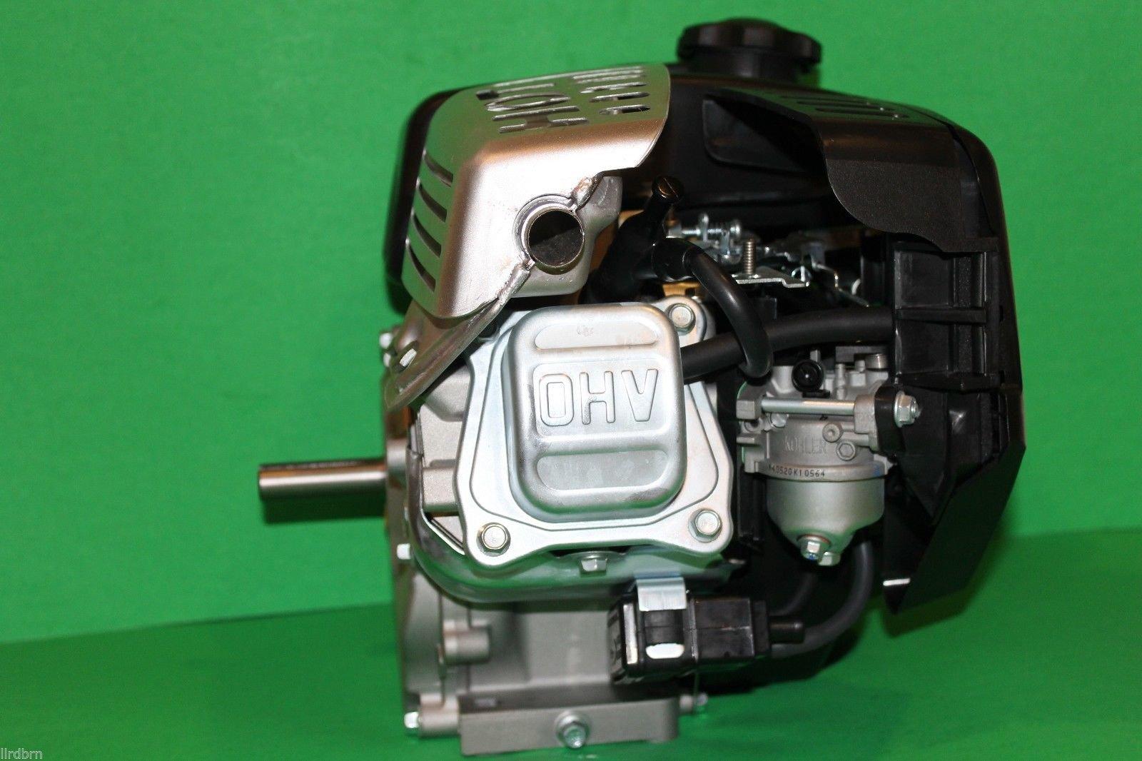 Kohler 2000 Series OHV Horizontal Engine - 196cc, 3/4in. x 2.42in. Shaft, Model Number PA-RH265-3103 by Kohler