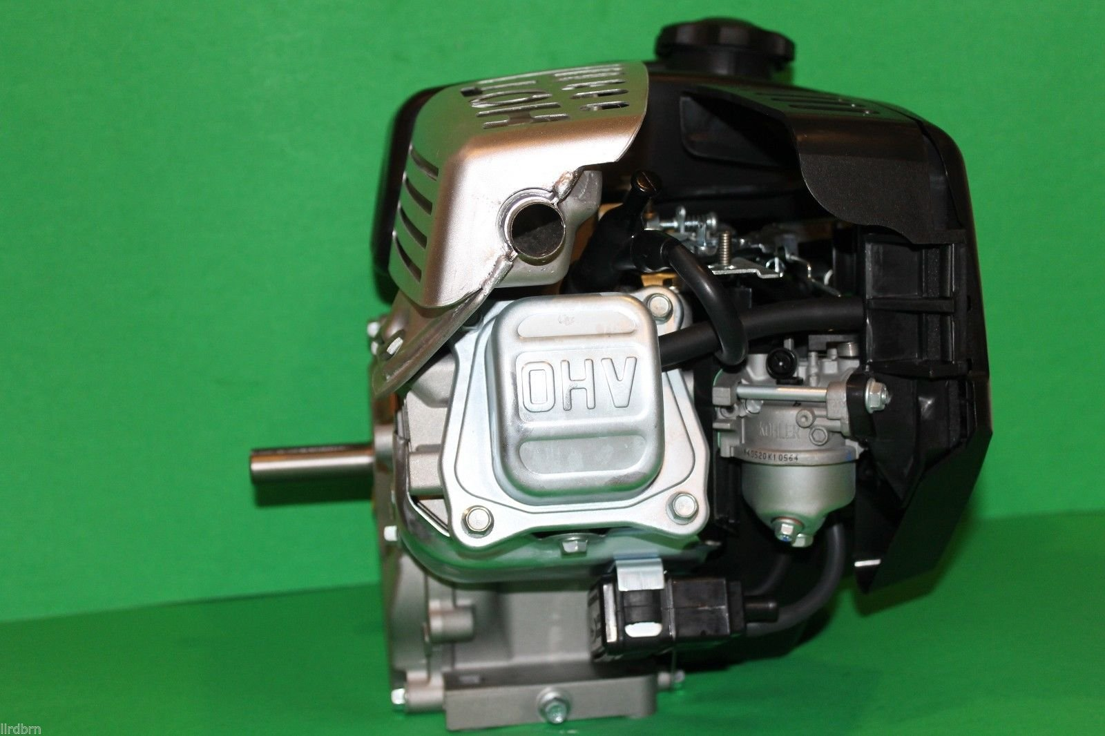 Kohler 2000 Series OHV Horizontal Engine - 196cc, 3/4in. x 2.42in. Shaft, Model# PA-RH265-3103