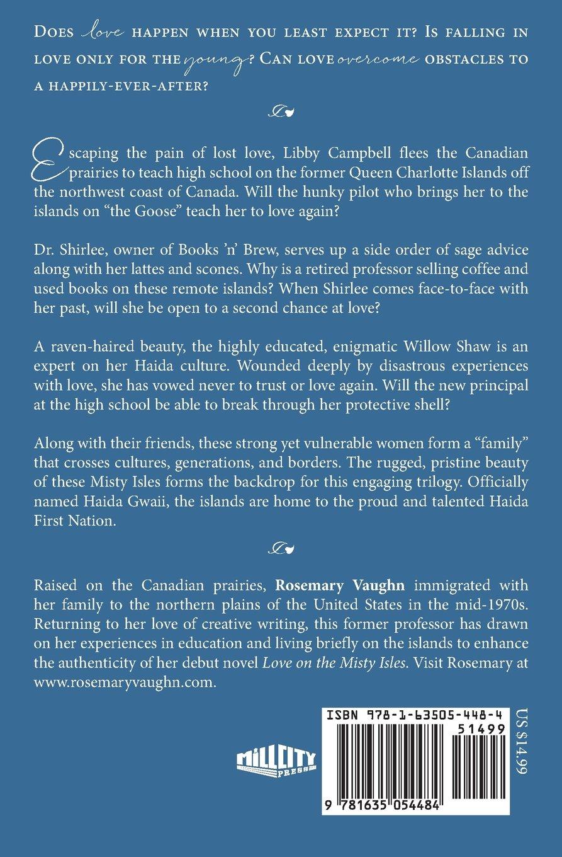 Amazon: Love On The Misty Isles (9781635054484): Rosemary Vaughn: Books
