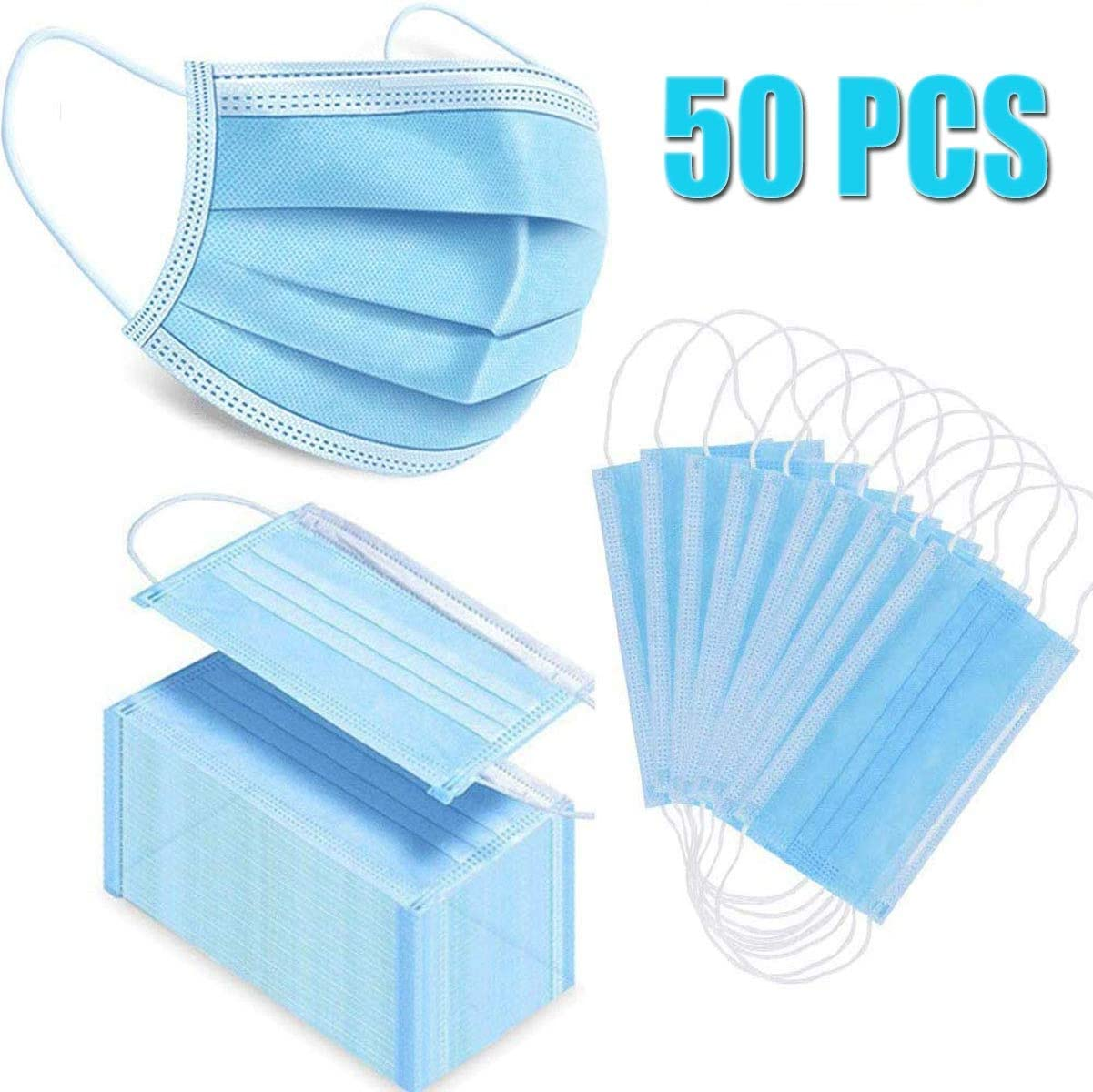 disposable ear loop masks