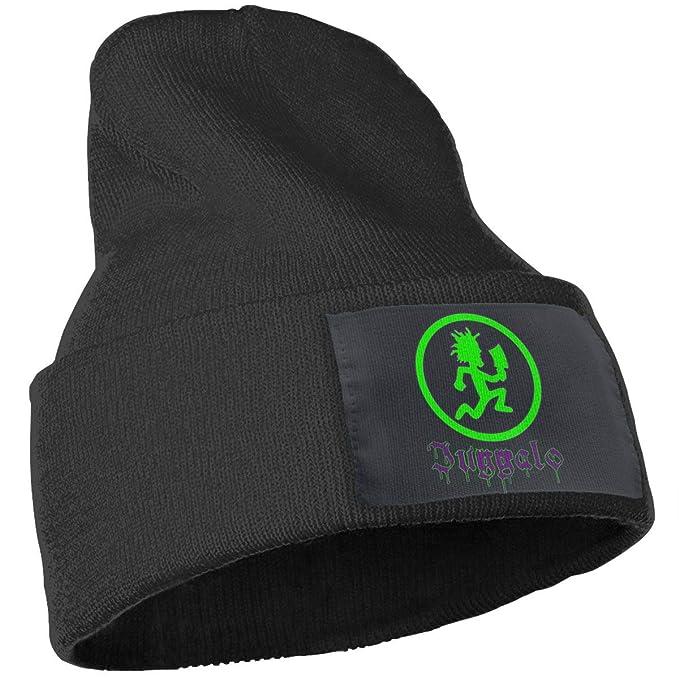 aba336eb763 Gupmaster Unisex Hatchet Man Juggalo Beanie Hat Winter Warm Knit Skull Hat  Cap at Amazon Men s Clothing store