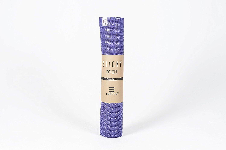 EKO Sticky - Esterilla de Yoga, Blue Moon: Amazon.es ...