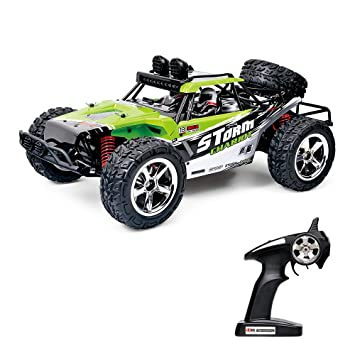 vatos rc trucks remote controls rc cars off road high speed 4wd 40kmh 1